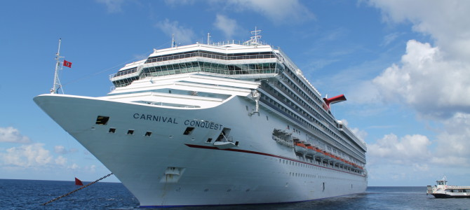30 August –  14 September 2014:  Caribbean Cruise