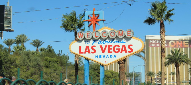 10 October-17 October 2014: Las Vegas, Nevada